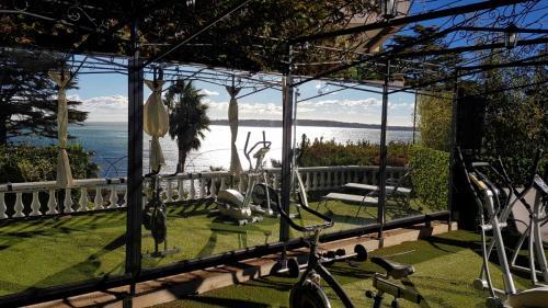 Gym area (2)