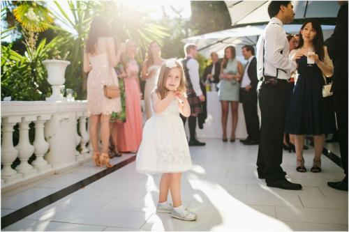 dWH Wedding on terrace Gatsby