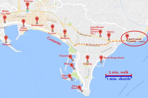 WH Location Cannes Spots